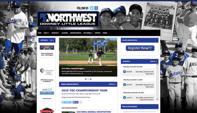 Northwest Downey Little League